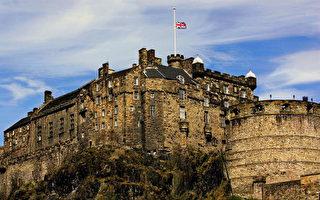 组图:【欧洲古堡巡礼】苏格兰爱丁堡城堡