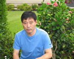 原東方航空公司MU583/6航線的駕駛機長袁勝因在上海浦東機場傳九評促三退被公安盤查,被迫留美申請政治避難。(大紀元)