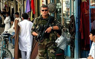 阿富汗流血衝突  法士兵與叛軍互有死傷