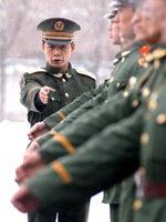 中国开展军队第二次反腐行动