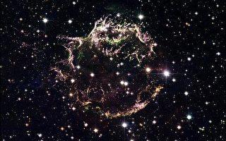 首度捕捉超新星爆炸瞬間 望破天文之謎
