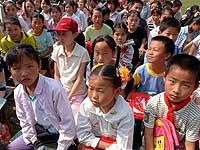北京市勒令关闭民工子弟学校