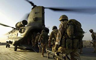 英军飞机在阿富汗坠毁  14名士兵丧生