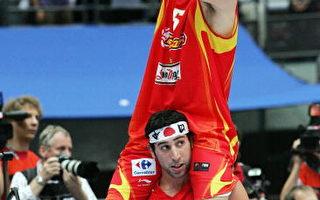 男籃世錦賽 西班牙大勝希臘 首度封王