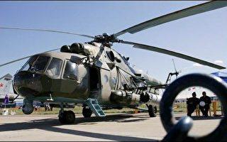 直升机遇袭 乔治亚国防部长安然返回