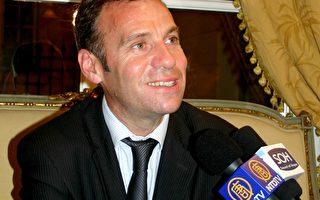 歐委會議員為法輪功的最基本權利發聲