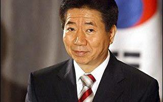 南韩总统卢武铉寻求加强与美国关系