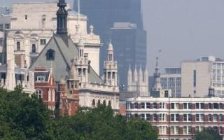 """伦敦名地标""""小黄瓜"""" 叫价6亿英镑"""