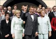 愛沙尼亞新任總統誓言提升該國國際地位