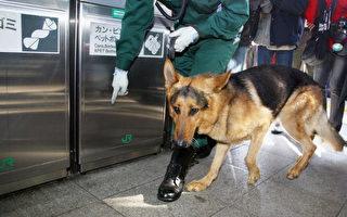 日本文化:拜祭警犬「安息吧」