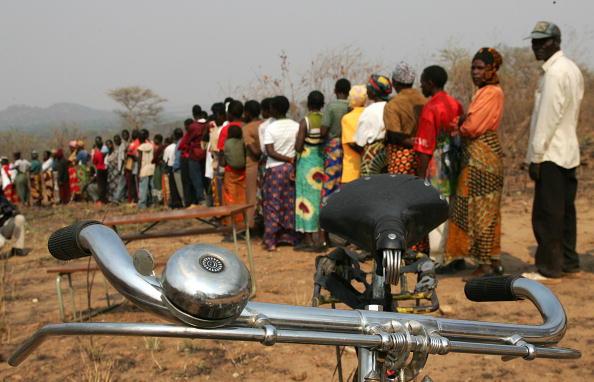 贊比亞舉行總統大選