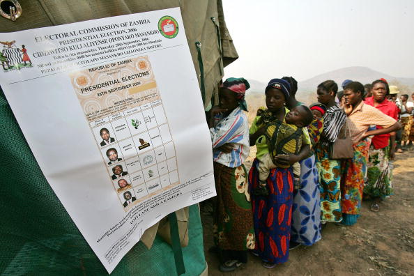 贊比亞總統大選薩塔或勝 中贊可能斷交
