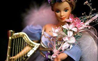 粉红丝带芭比娃娃  乳癌防治新代言人