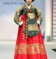 組圖:2006年韓國傳統服裝表演