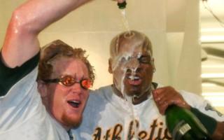 運動家脫離5年季後賽噩夢  3連勝晉級美聯冠軍賽