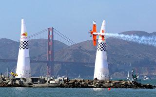 舊金山飛行表演和世界空中障礙賽(組圖)