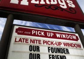 美國經濟重啟 速食餐廳業績率先復甦