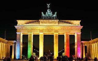 組圖:柏林 光之節