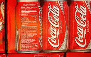 抑制肥胖迎合需求 澳洲可口可乐减糖10%