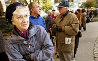 退休者組織吁大幅改革 實施全民養老金政策