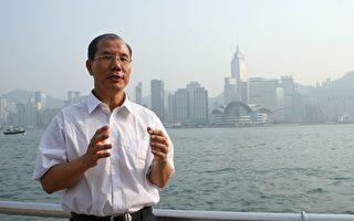 賈甲:中共趁亂扼殺台灣 不要上當