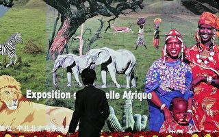 中國與非洲的「蜜月」