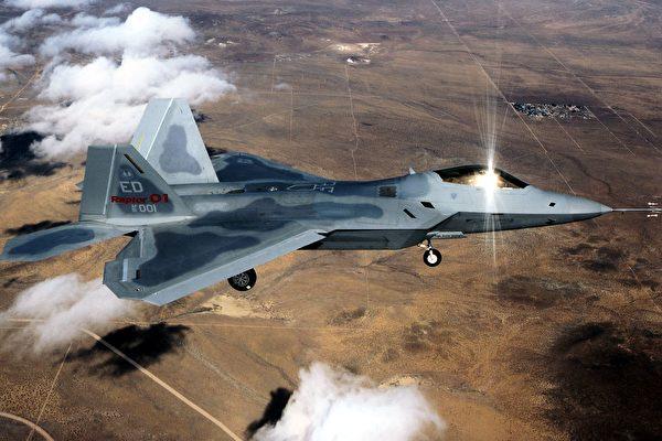 美国最强的F22战机将布署南韩