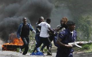 剛果首都爆發槍戰