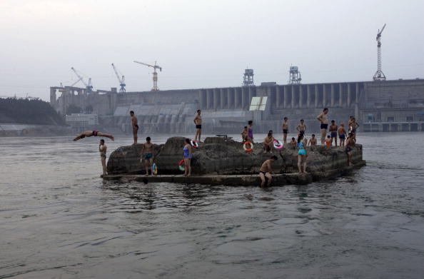 黃河現今年第3號洪水 丹江口現最大入庫洪水