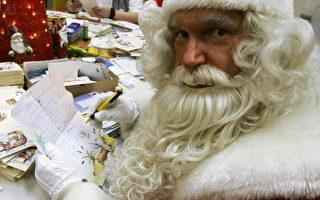 组图:圣诞邮局 德国开张了