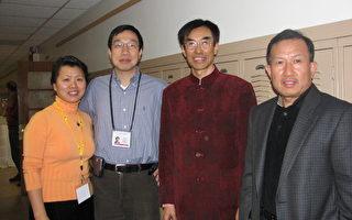 刘宏毅新州举办中华传统文化讲座