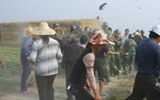 群体抗争频繁 中共授权军队参与镇压