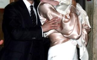 汤姆克鲁斯婚礼宾客名单星光闪闪