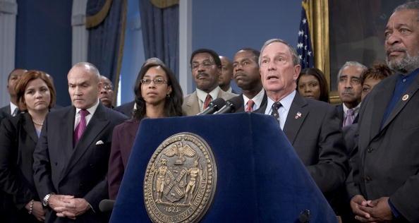 紐約市長:射殺黑人事件深感困擾