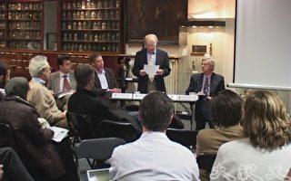 乔高和麦塔斯参加比利时器官移植与伦理研讨会