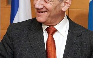 以色列提出和平願景  巴勒斯坦表示歡迎
