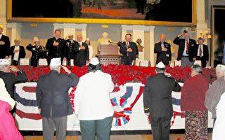 珍珠港事件65周年在波城纪念