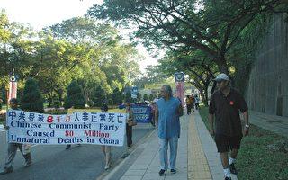 马来西亚律师公会办人权日游行