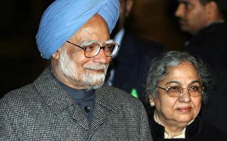 印度總理辛格訪問日本
