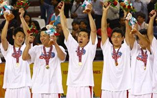 亞運男籃 中國擊敗卡達摘金