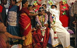 印度每77分鐘有一名女性死於嫁妝不足