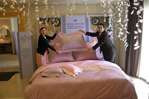 善用铺床技巧 既赏心悦目又能放松好眠