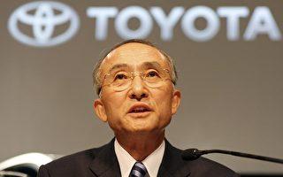 豐田將取代通用成為汽車業老大
