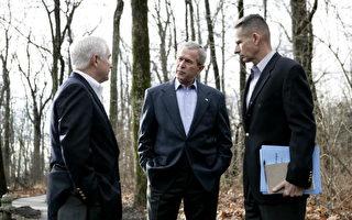盖茨会布什 报告伊拉克行详情