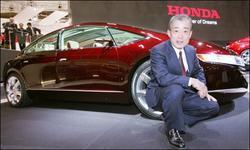 本田公司:電動汽車二零一八年前將開始量產
