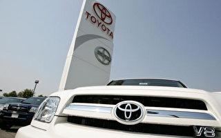 豐田在美銷量驚人 通用福特大失版圖