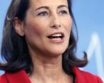 法国社会党提名的总统候选人贺雅尔四日提出竞选蓝图。(Photo credit should read BERTRAND GUAY/AFP/Getty Images)