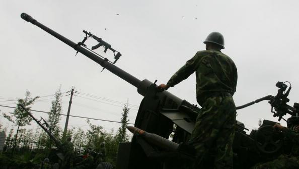 【獨家】國防密件曝中共「精確制導」項目