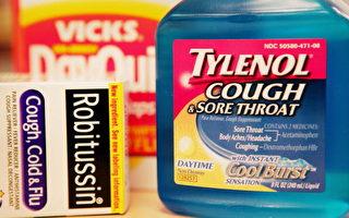 CDC:婴儿不宜服用普通感冒与咳嗽药物