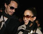 珍妮佛蘿培茲 Jennifer Lopez 和丈夫 Marc Anthony  (Photo by Giuseppe Cacace/Getty Images)